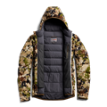 Kelvin Lite Down Jacket Subalpine from the front