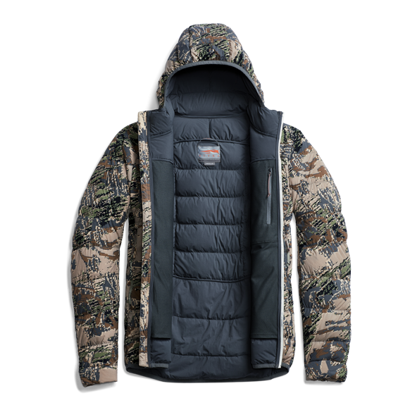 Kelvin Lite Down Jacket Open Country from the front