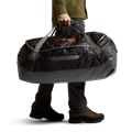 Drifter Duffle 110L in Lead open top