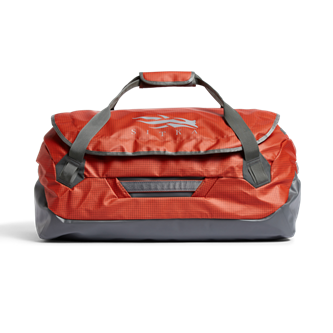 Drifter Duffle 75L in Burnt Orange