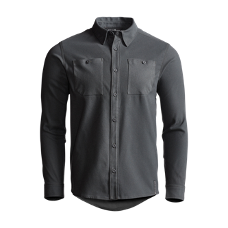 Riser Work Shirt in Lead