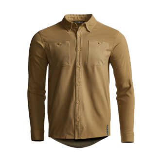 Riser Work Shirt in Clay