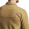 Riser Work Shirt in Clay SITKA logo on back