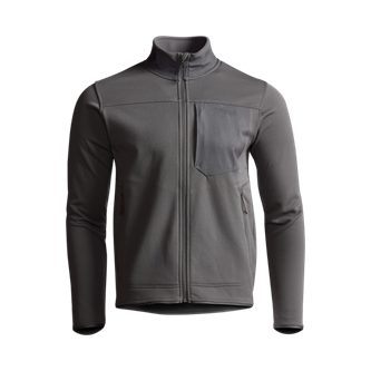 Dry Creek Fleece Jacket in Shadow