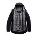 Grindstone Jacket in SITKA Black front view