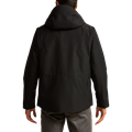 Grindstone Jacket in SITKA Black lower hand pockets