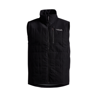 Grindstone Vest in SITKA Black