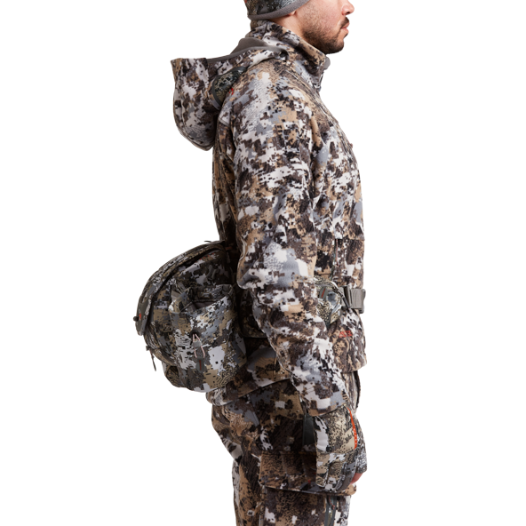 Tool Belt Whitetail Pack in Elevated II back view