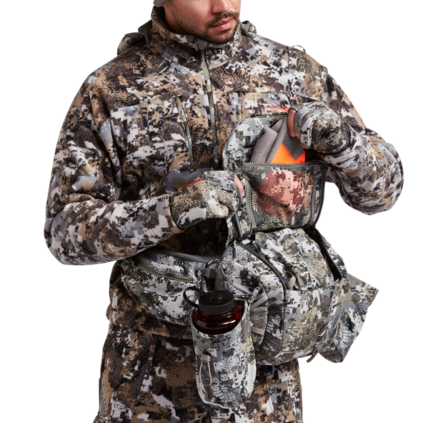 Tool Belt Whitetail Pack in Elevated II cup holder