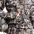Tool Belt Whitetail Pack in Elevated II top opened