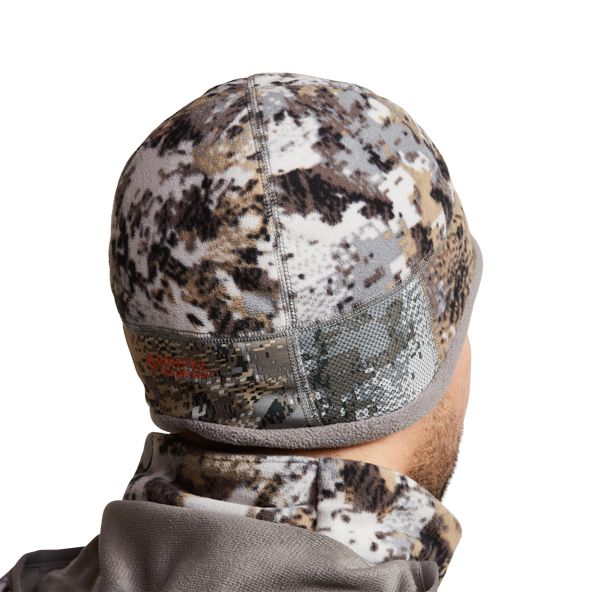 Stratus Windstopper Beanie in Elevated II back view
