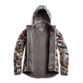 Stratus Windstopper Jacket in Elevated II front view
