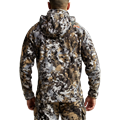 Stratus Windstopper Jacket in Elevated II safety harness port