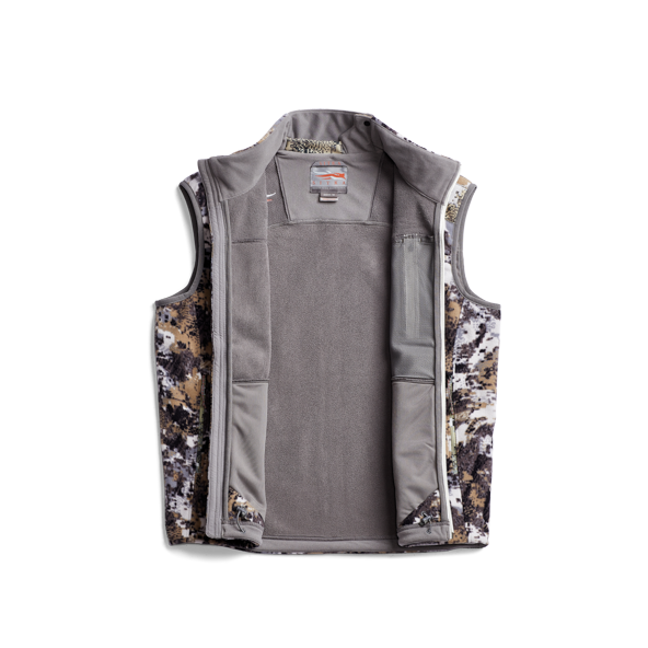 Stratus Windstopper Vest in Elevated II front view