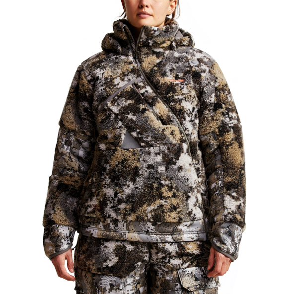 Women's Fanatic Jacket with Windstopper in Elevated II side view