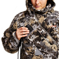 Women's Fanatic Jacket with Windstopper in Elevated II warm hand pockets