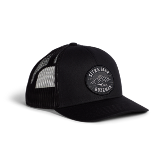 Altitude Mid Pro Trucker in SITKA Black