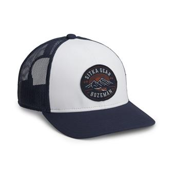 Altitude Mid Pro Trucker in White
