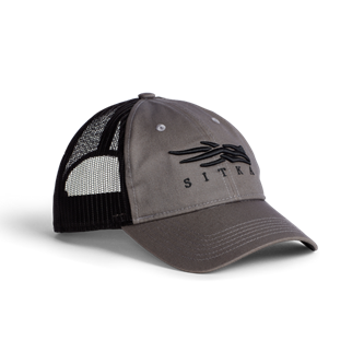 Icon Lo Pro Trucker in Shadow
