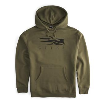 SITKA Core PO Hoody in Army