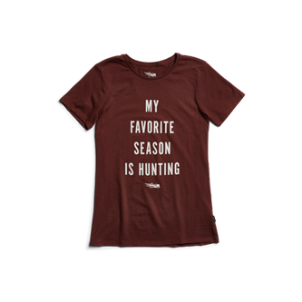 Womens Hunting Season Tee