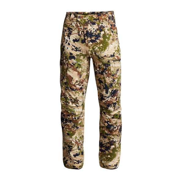 Ascent Pant In Optifade Subalpine Sitka Gear Big Game Pant Light And Fast