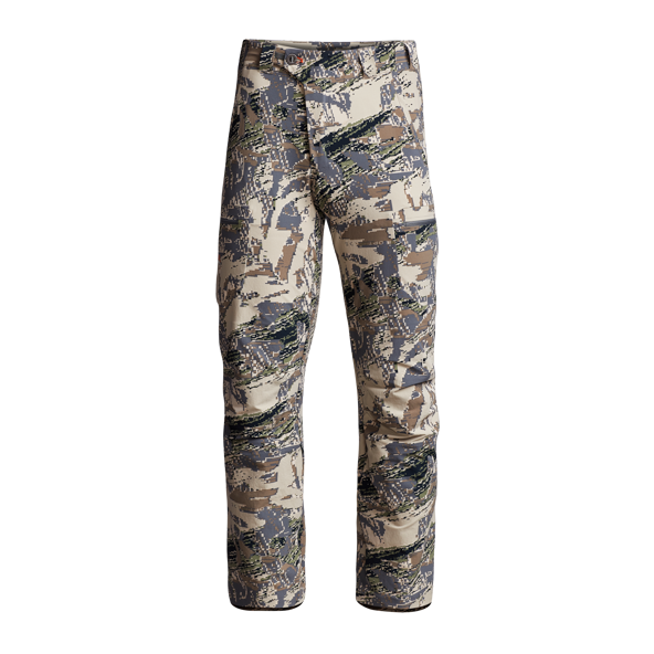 Ascent Pant In Optifade Open Country Sitka Gear Big Game Pant Light And Fast