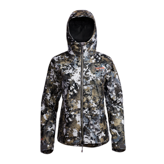 W Downpour jacket