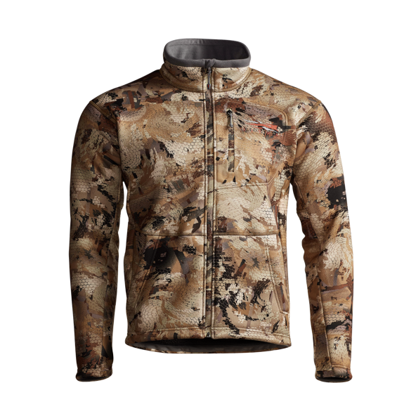Gradient Jacket in Waterfowl Marsh