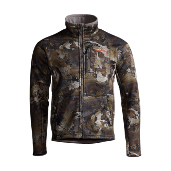 Gradient Jacket in Waterfowl Timber