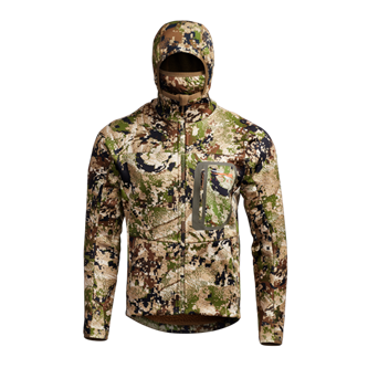 Traverse Cold Weather Hoody in Subalpine