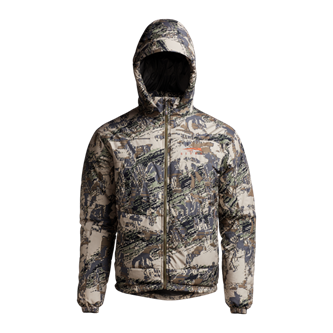 Kelvin Down WS Hoody in Optifade Open Country
