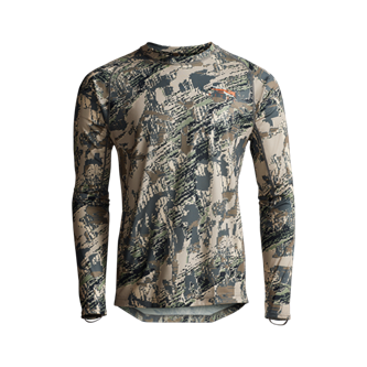 Core Lightweight Crew - Long Sleeve