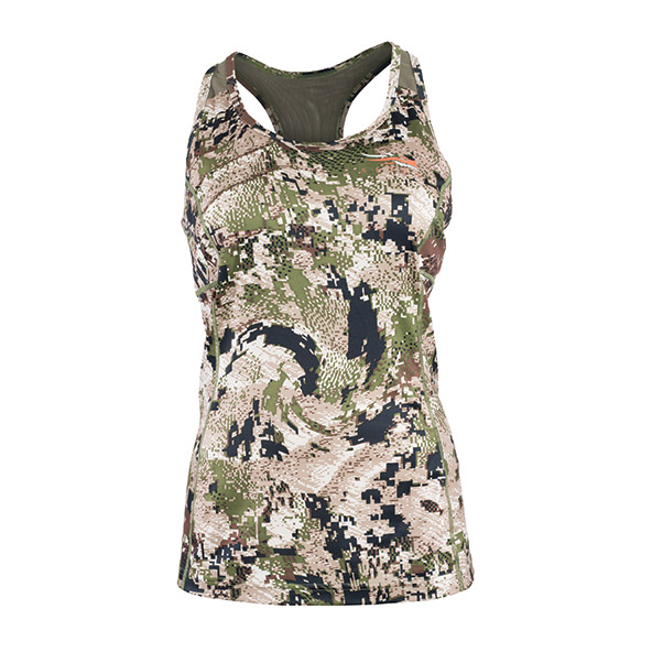 Women's Core Active Tank - Optifade Subalpine
