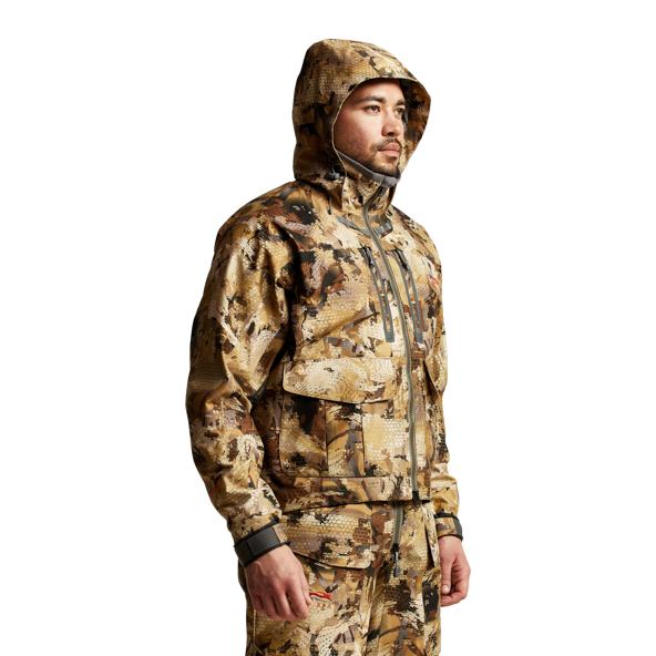 DELTA MICRO SHELL JACKET MENS S-2XL WATER RESISTANT COAT CAMOUFLAGE CLEARANCE